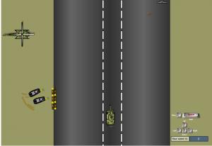 Tank road