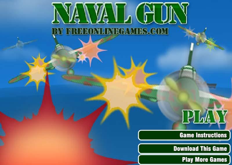 naval-gun